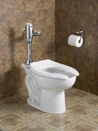 Commercial Toilets, Urinals, Flush Valves